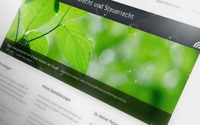 Anwalt Website Jan Holtmeyer