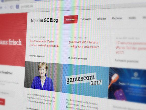 gamescom Blog 2