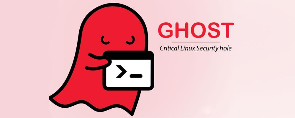 GHOST Linux Sicherheitslücke