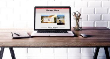 Reisemagazin auf Basis von Wordpress